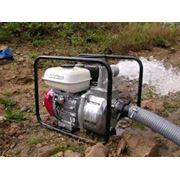 Аренда мотопомпы откачка воды услуги фото