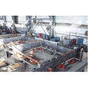 Изготовление и ремонт корпусных конструкций и крылевых устройств фото