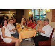 Организация корпоративных праздников торжественных событий гала-ужинов приемов в Крыму (Севастополе Ялте Алуште Судаке) фото