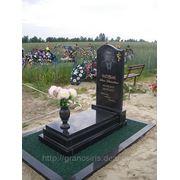 Памятник из гранита 2 фото