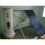 Солнечный водонагреватель 150л. (1 коллектор) фото