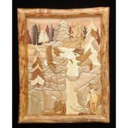 Интарсия,мозаика по дереву фото