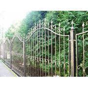 Ворота калитки Кривой Рог изготовление и монтаж фото