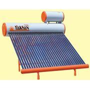Солнечная гелиосистема нагрева воды Yaksan (Турция) фото