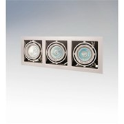 Карв комплектенный светильник LightstarCARDANO титан 214037 фото