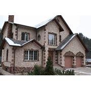 Дизайн отделка фасадов и зданий натуральным камнем Крым
