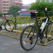 Велопаврковки фото