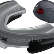 Капа боксерская RDX GEL 3D Elite Grey фото