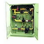 Оборудование и пункты газорегуляторные: пункт газорегуляторный шкафного типа ГРПШ фото