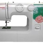 Машины бытовые швейные Швейная машина JANOME 5500 (15 строчек, регуляторы длины стежка и ширины зигзага) New фото