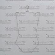 Контурная вешалка для нижнего белья и купальников, EK431 фото