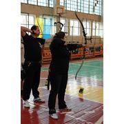 Обучающие занятия по стрельбе из лука фото