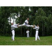 Тренировки олимпийского Тхеквондо фото