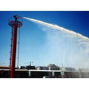 Установки пожаротушения пеной высокой и средней кратности фото