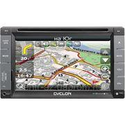 Автомагнитола CYCLON SDV-6511 GPS DVD-ресивер фото