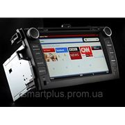 Toyota Corolla (2007-2011) Штатная магнитола с GPS навигатором фото