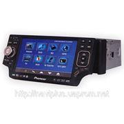 Автомагнитола Pioneer 508 LUX GPS, с модулем GPS фото