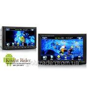7-Дюймовый Android 2.3 Автомобильный DVD с 3G Интернет wi-fi, GPS И DVB-T фото