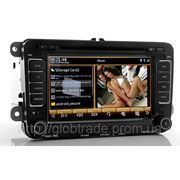 Император Volkswagen Издание 2-DIN Автомобильный DVD Мультимедиа С 3G Интернет (wi-fi, GPS И DVB-T) фото