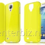 Чехол ItSkins Zero .3 for Samsung Galaxy S4 Mini Yellow (SG4M-Zero 3-YELW), код 53359