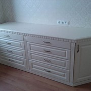 Деревянная мебель для дома на заказ фото