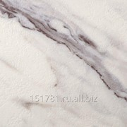 Стеновая панель пластик Veroy Паросский мрамор антик 3050х600х6мм. фото