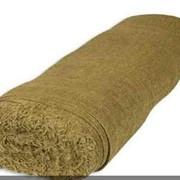 Ткань техническая мешковина 100% лен ш.110 см 100 м/рулон фото