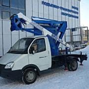 Автогидроподъемник ВИПО-12-01 на шасси ГАЗ-3302 фото