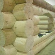 Строительство домов из рубленого лафета фото