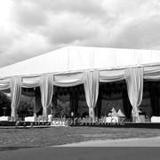 Аренда больших шатров для массовых мероприятий