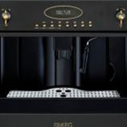 Кофе-машина SMEG CM845A-9 фото