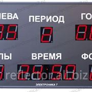 Электронное спортивное табло Электроника 7 018 фото