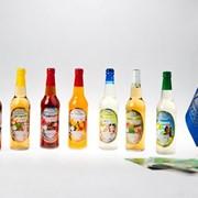 """Сокосодержащие напитки серии """"Весь мир в напитках"""" фото"""