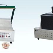 Машина для упаковки продукции в термоусадочную пленку BS 400 фото