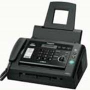 Факс лазерный Panasonic KX-FL423RUW/B фото