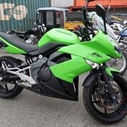Мотоцикл спортбайк No. B4726 Kawasaki NINJA 400R фото