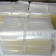 Пищевые мешки полиэтиленовые 30 мкр фото