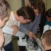 Обучение менеджеров и сервисных инженеров фото
