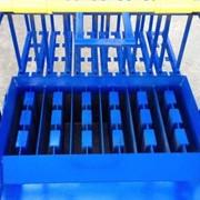 Станок для производства керамзитоблоков, полублоков. фото