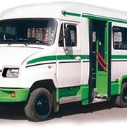 Автобус ЗИЛ 3250ВО цельнометаллический на 16-22 мест фото