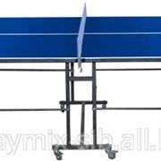 Стол для настольного тенниса ABCH Профи на колёсиках фото