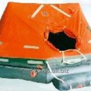 Плот спасательный надувной ПСН-16МК фото