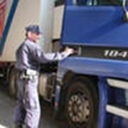 Охрана и сопровождение грузов на автотранспорте фото