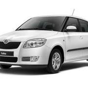 Аренда Skoda Fabia New, МКПП, прокат авто, без водителя посуточно (аренда) фото