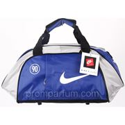 Сумка спортивная Nike синяя 16х23х35х11 305 /0-58 фото