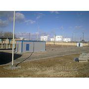 Локальные очистные сооружения в Казахстане
