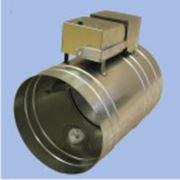 Противопожарный клапан КПС-1 фото