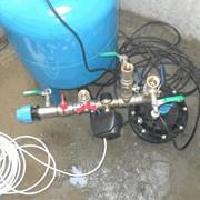 Обустройство систем автоматического водоснабжения фото