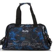 Женская спортивная сумка для фитнеса 19 л. Daniel Ray 20,0549 синяя, серая; красная