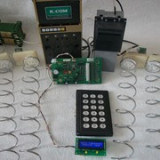 Комплект электронных блоков для вендинговых (торговых) автоматов № 3 (снековый торговый автомат) фото